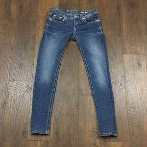 Miss Me jegging embellished jeans